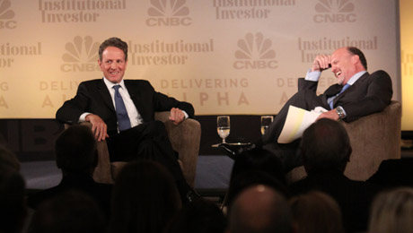 Geithner to Europe Step Up The Pace