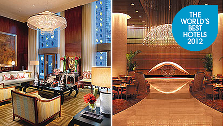 Landmark Mandarin Oriental Named Asias Top Hotel