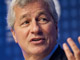 Jamie Dimon Gets Rock Star Treatment and a Rebuke from Bankers