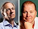 Ray Dalio and Mario Batali Meditate on the Secret of Their Success