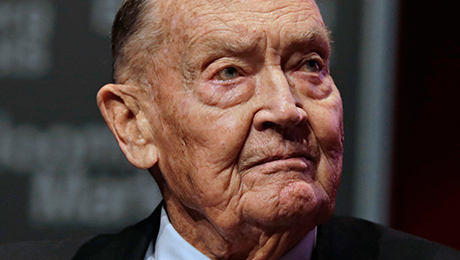 Active Managers Losing Ground Can Thank John Bogle