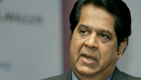 KV Kamath Brings an Experienced Hand to New Development Bank