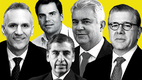 For Latin Americas Top Executives Crises Create Opportunities