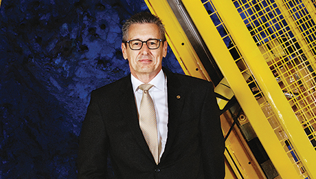 The Fixer Ronnie Leten Keeps Atlas Copco Lean and Focused