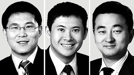 CICC Tops 2015 All China Research Team