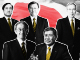 Mizuho Financial Nidec Among Winners on 2016 All Japan Executive Team