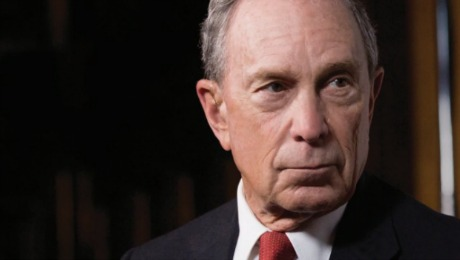 Michael Bloomberg Pushes Companies to Reveal Climate Risk