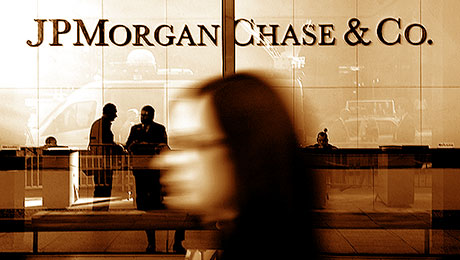 For A Fifth Year J P Morgan Tops All America Fixed
