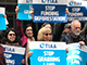 Protesters-Rally-Outside-TIAA-in-New-York-to-Stop-its-Farmland-Deals
