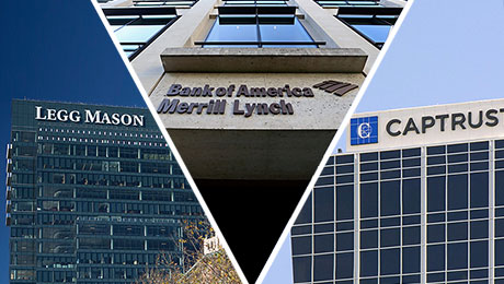 Merrill Lynch Legg Mason Captrust Top DC Providers Survey
