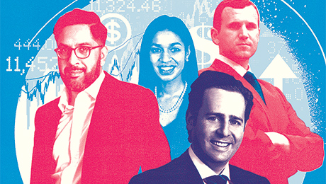 The 2017 Hedge Fund Rising Stars Shining Brightly in Tough Times