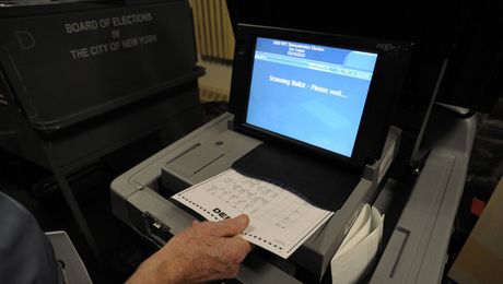 Technology Raises Election Fraud Issues But May Hold Solutions Too