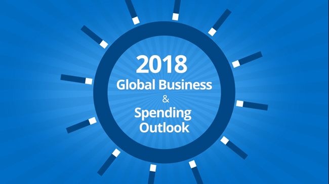 Global Finance Execs Report Higher Revenues, Expect Growth