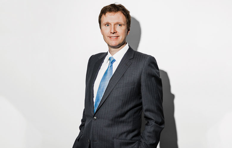 Stephen Bird, chief executive of Global Consumer Banking