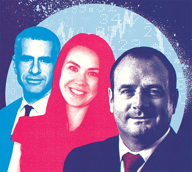 The 2017 Hedge Fund Rising Stars: Shining Brightly in Tough