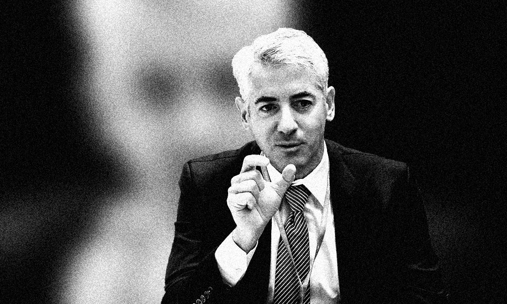 Bill Ackman's Pershing Square Falls in October, But Still Up for the Year