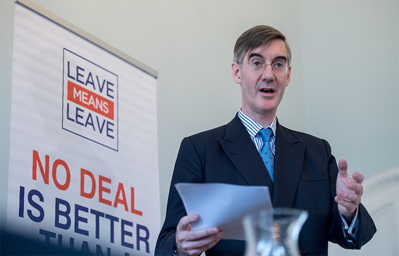 Jacob Rees-Mogg Is Waging Political War | Institutional Investor