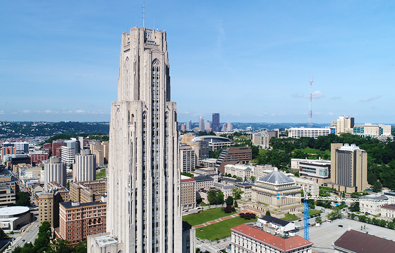 University of Pittsburgh Cathedral of Learning, Pittsburgh (Photo: Bigstock)