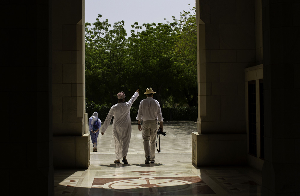 Muscat, Oman (Christopher Pike/Bloomberg)