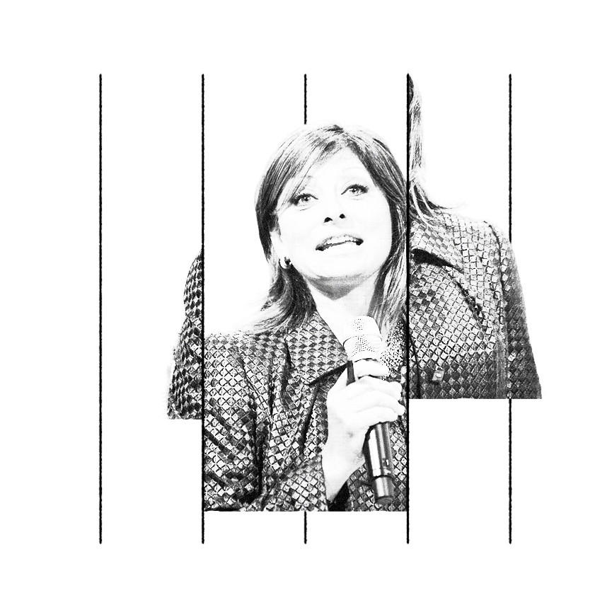 Maria Bartiromo Was a Generational Icon for Financial