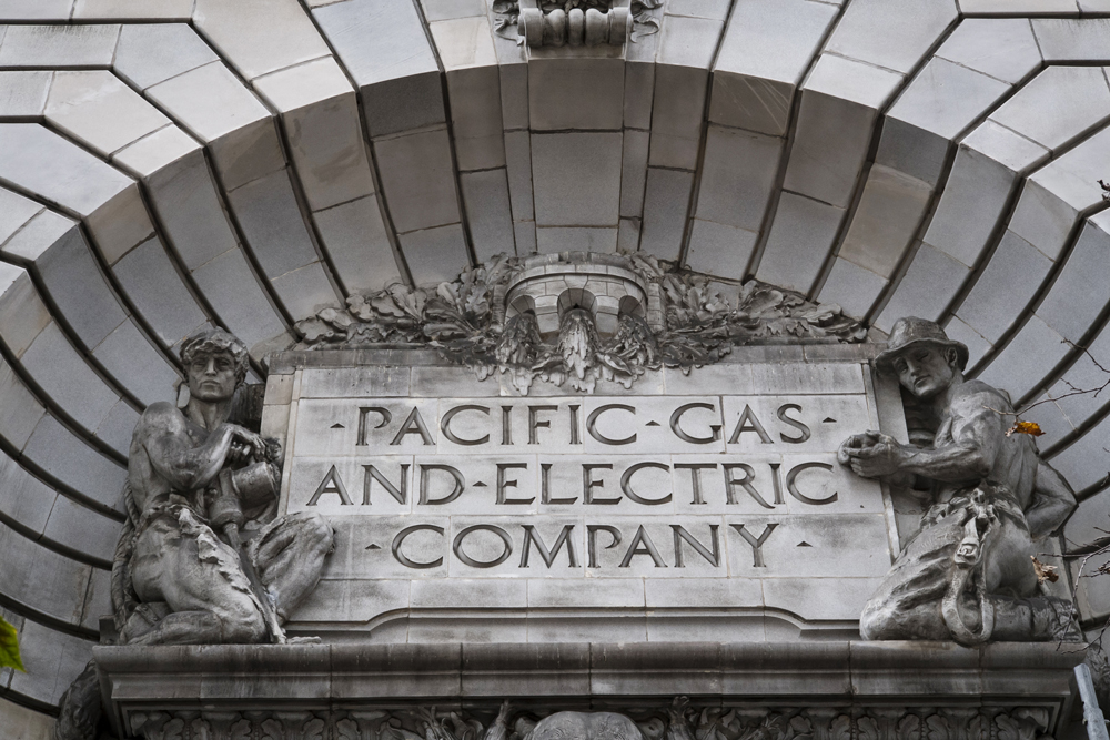 PG&E Ratings Slashed as Stock Plunges