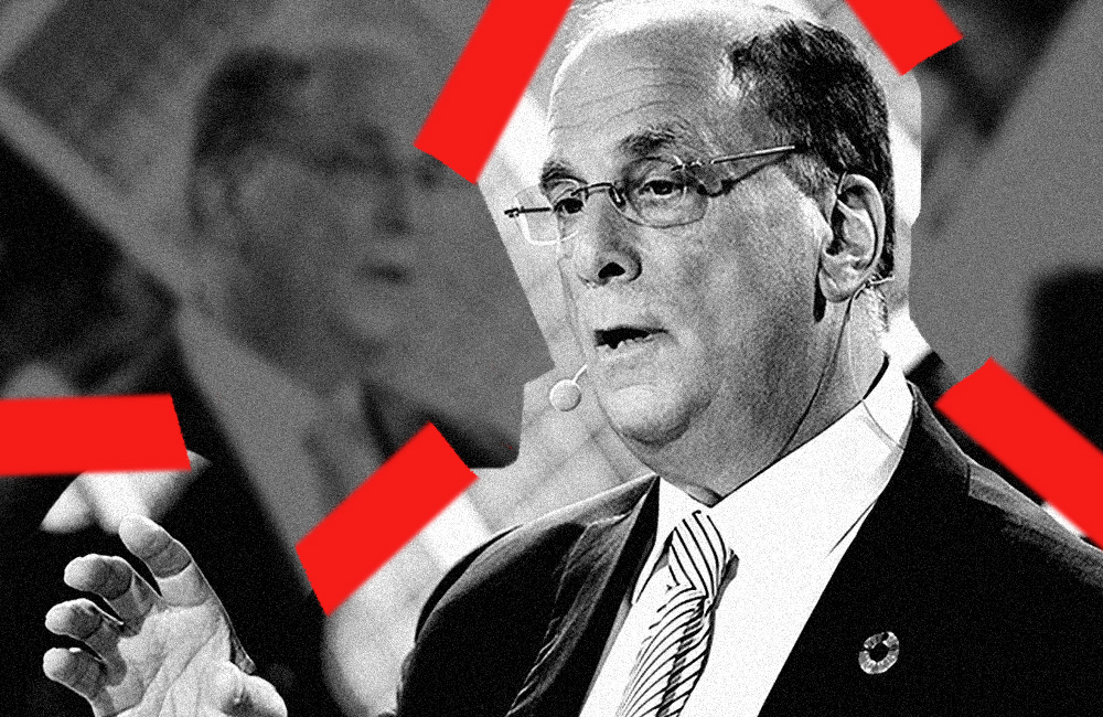 Larry Fink's Letter, for Real This Time