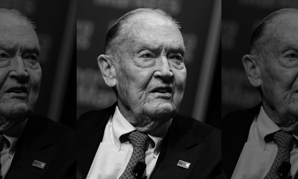 Speaking to Jack Bogle for the Last Time