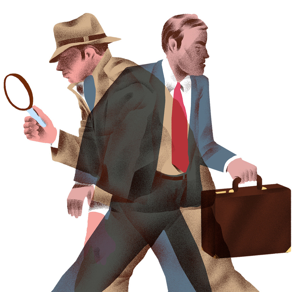 The Ruthless, Secretive, and Sometimes Seedy World of Hedge Fund
