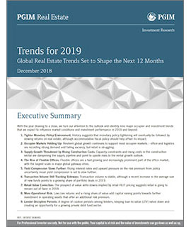 2019 Trends in Real Estate